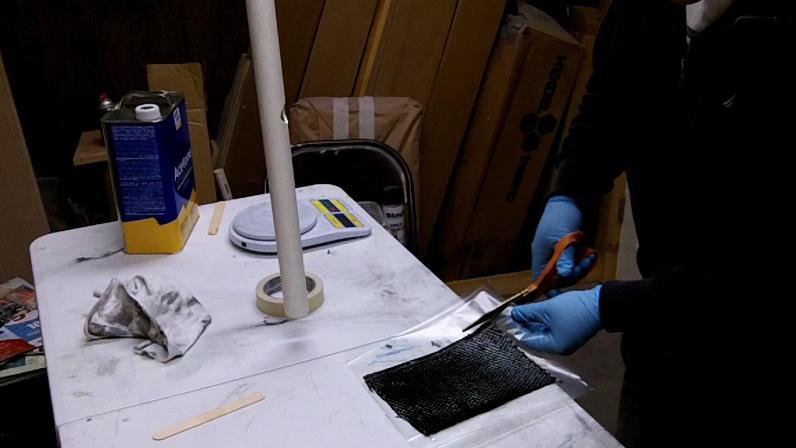 Top Tube PVC Fix