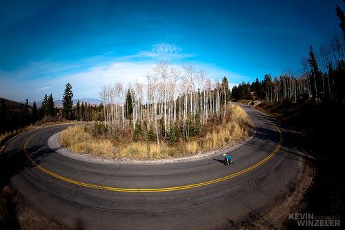 Longboarding Park City Utah
