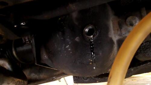 95 Izusu Rodeo Axle Replacement (80)