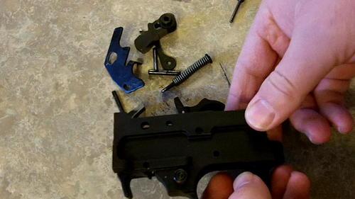 Ruger 1022 Trigger Job (3)