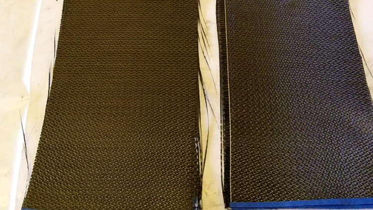 Pedal Platforms Carbon fiber precut